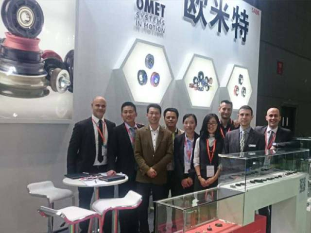 OMET, Italian technology takes over at WEE Expo